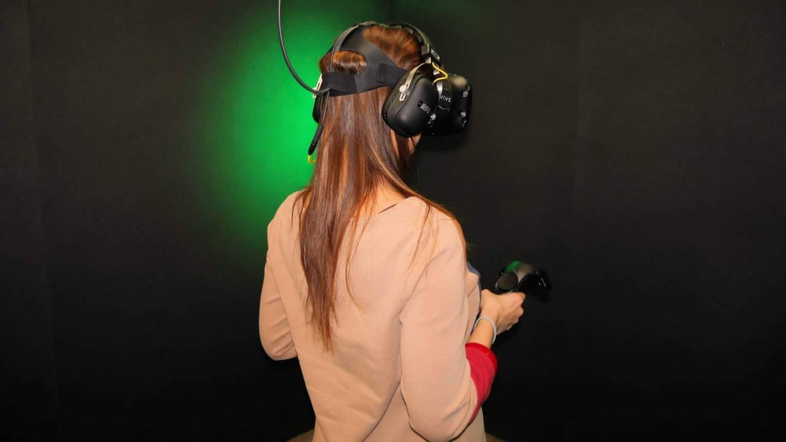 Belépő a virtuális valóságba 1 főnek
