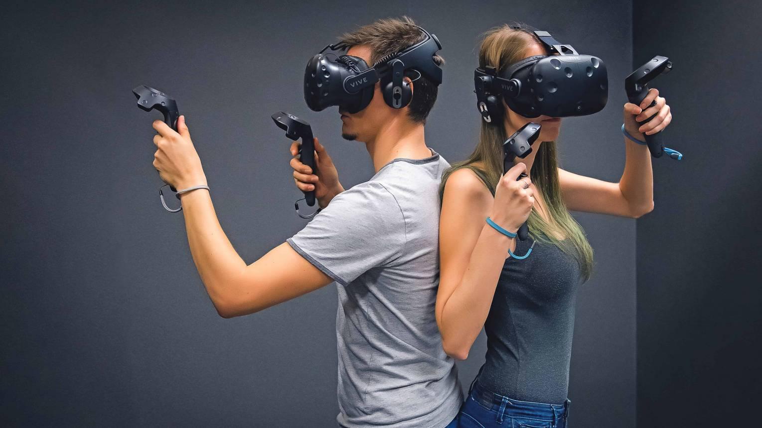 Belépő a virtuális valóságba 2 főnek