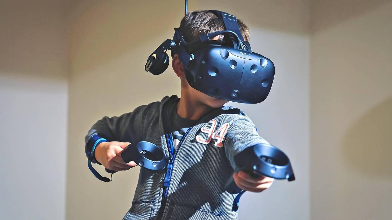 Belépő a virtuális valóságba 1 gyerkőcnek