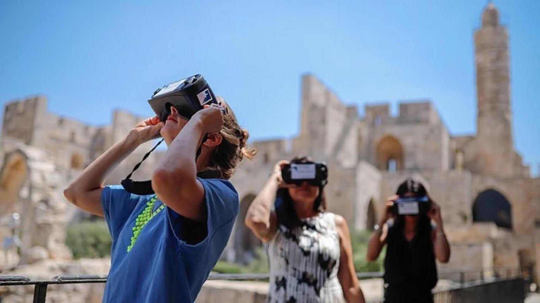 VR Tours történelmi időutazós kaland Budapesten