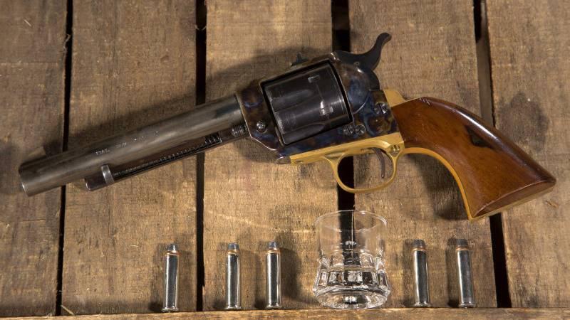 Western lövészeti csomag a Pécsi lőtéren