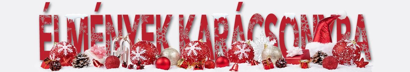 Élmények Karácsonyra
