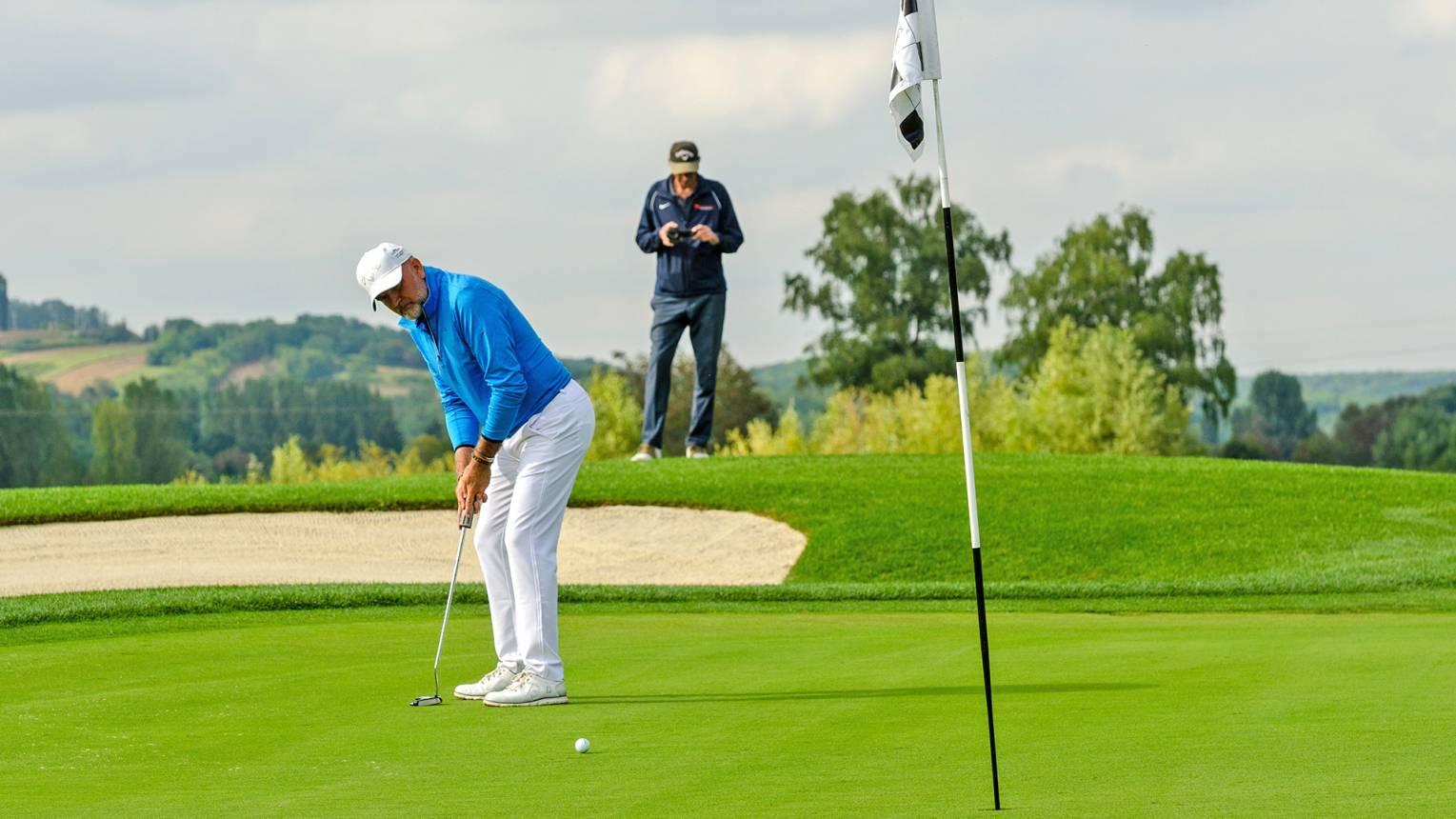 Golf ízelítő, kezdő oktatás Zalacsányban