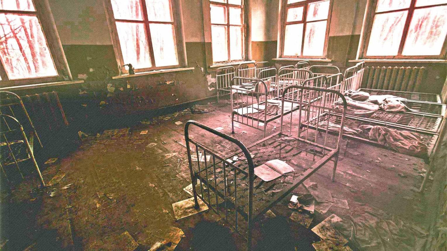 Zárt osztály szabadulószoba