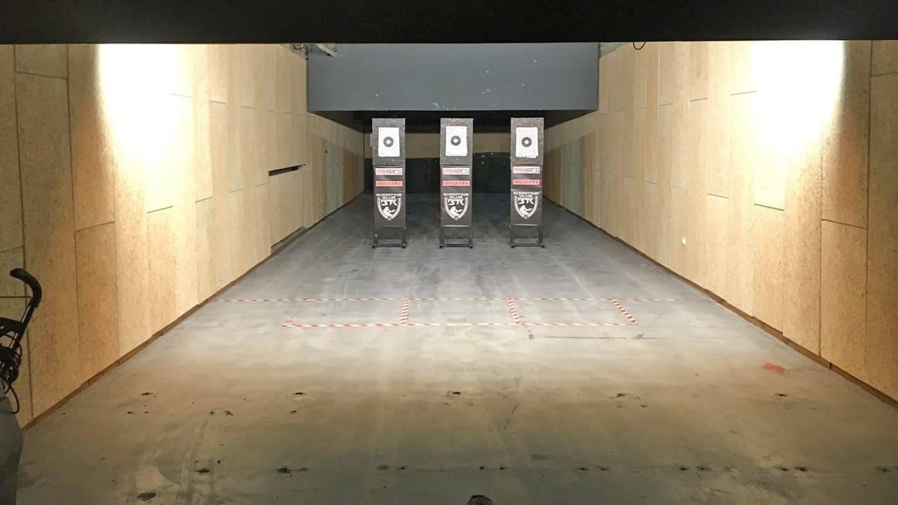 Zombie támadásra felkészítő csomag Fóti úti lőtéren