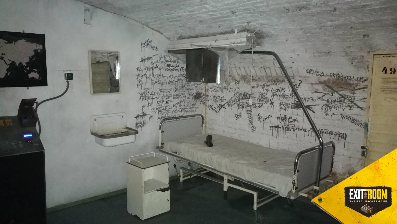 Zombie EXIT the ROOM szabadulószoba
